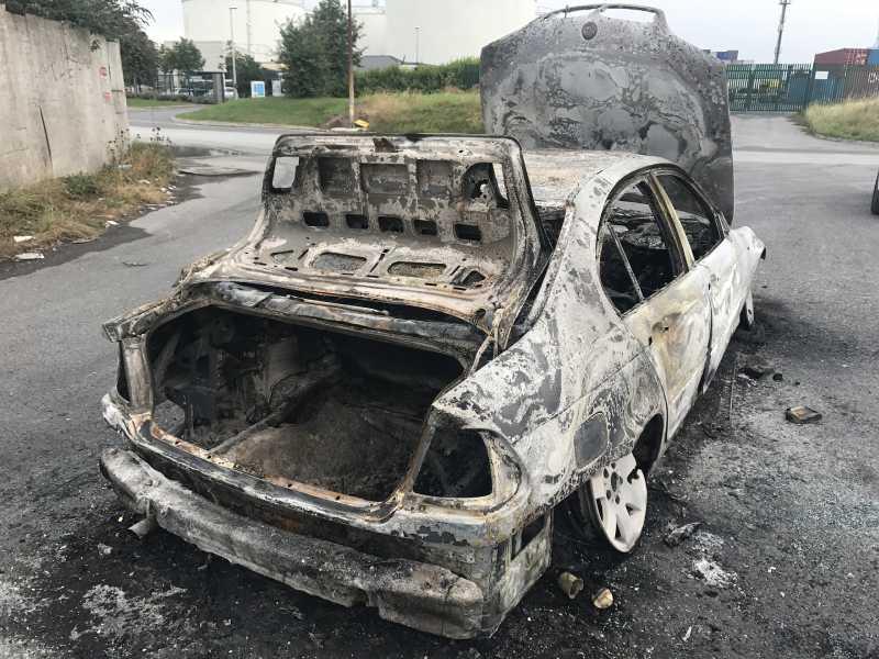 ¿Qué hacer si la compañía declara tu vehículo siniestro total?